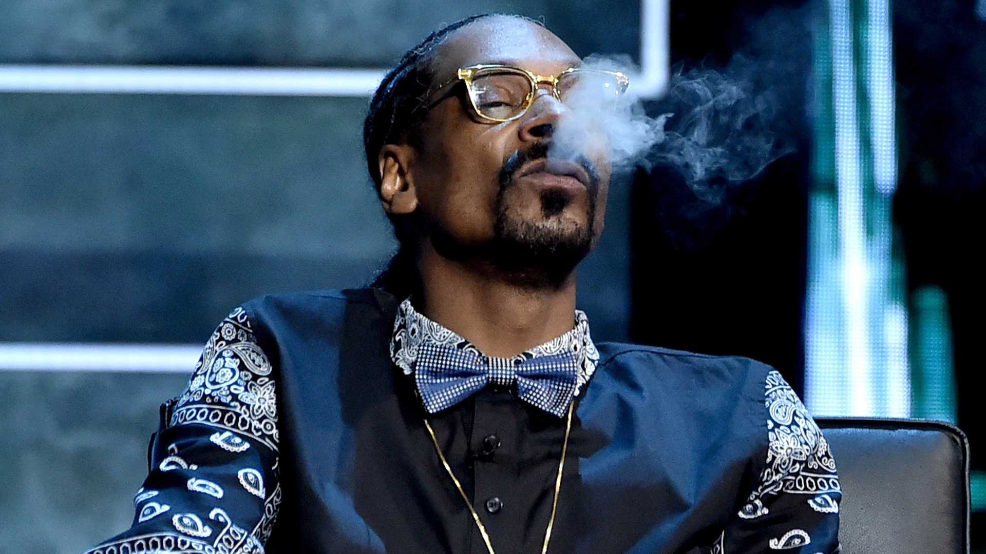 snoop dogg godfather marijuana