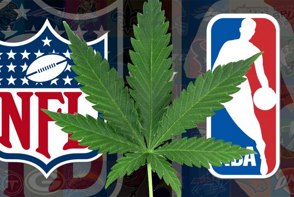 nfl nba marijuana