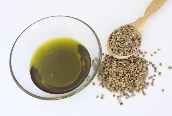 refined cold hemp oil