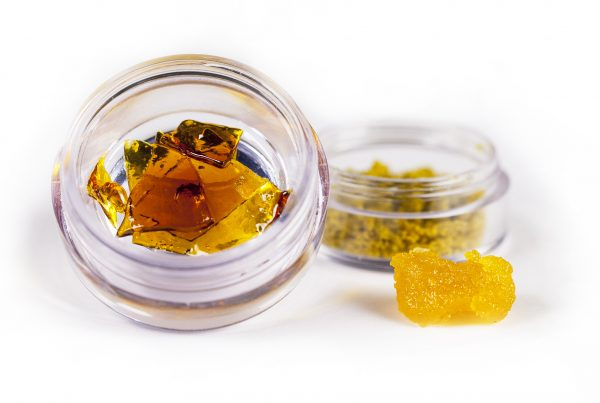 Storing Cannabis Concentrates and the Edibles